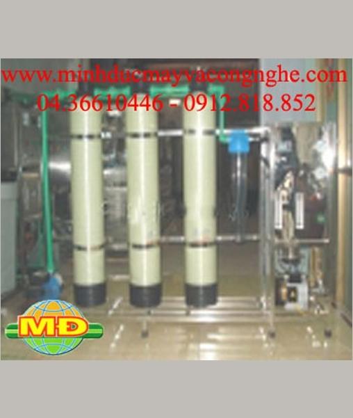 Dây chuyền lọc nước tinh khiết RO 125 l/h